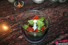 Pan de tomate y albahaca | Cocinar en casa es facilisimo.com