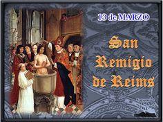 Leamos la BIBLIA: San Remigio de Reims