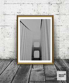 Abstract Bridge Photo, Black And White Wall Art Print, Minimal Bridge Poster, Housewarming gift, Bridge in Mist, Mystical Bridge ____________________________________________________ WHAT YOU WILL RECEIVE? ► Instructions ► High quality 4:5 ratio JPEG for printing 4x5inc / 8x10inc / 16x20inc / 40x50cm ► High quality 3:4 ratio JPEG for printing 6x8inc / 9x12inc / 12x16inc / 18x24inc / 30x40cm ► High quality 2:3 ratio JPEG for printing 8x12inc / 20x30inc / 10x15cm / 20x30cm / 30x45cm / 50x75cm ►…