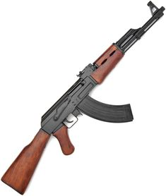 Denix 1947 Russian Assault Rifle Replica for sale. Great deals on fixed blade knives, pocket knives, survival gear, knife sharpeners, and more. Ak 47, Weapons Guns, Guns And Ammo, Indian Army Wallpapers, Replica Guns, New Background Images, Submachine Gun, Air Rifle, Military Guns