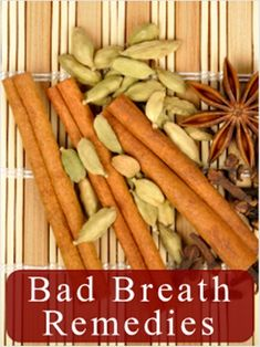Simple Cures For Bad Breath - Inspire Beauty Tips