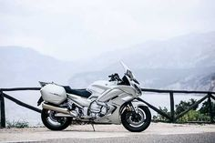 Yamaha FJR1300 first ride incoming