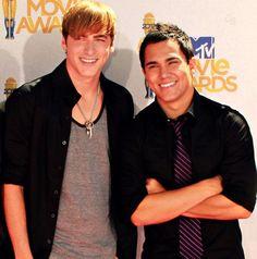 Kendall en Carlos