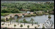 Puente viejo Garden Bridge, Outdoor Structures, Old Bridges