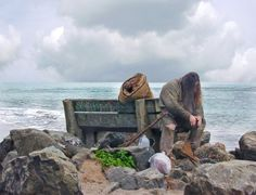 "...homeless in Bolinas Bay... For some of us America is not always ""The Beautiful""..."