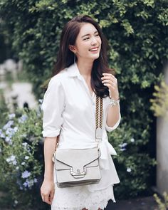 Home Studio Photography, Casual Fashion Trends, Beautiful Photos Of Nature, Style Me, Thai Style, Classy Style, Ulzzang Girl, New Dress, Korean Fashion