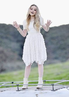 when it's time to close your eyes they will see us in the sky we'll be the stars - Sabrina carpenter
