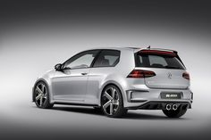 Volkswagen Golf R 400 Concept Revealed At 2014 Beijing Auto Show Vw Golf R, Volkswagen Golf R, Auto Motor Sport, Motor Car, Porsche 356, Gq, Bus Vw, Peking, Car Magazine