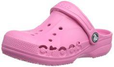 crocs Kids Baya 10190-669-140, Unisex-Kinder Clogs & Pantoletten, Pink (Pink Lemonade 669), EU 33/34 - http://on-line-kaufen.de/crocs/33-34-eu-crocs-baya-10190-unisex-kinder-clogs