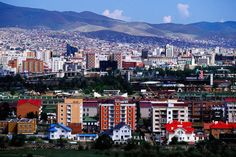 Next stop on our journey is Ulan Bataar, capital city of Mongolia. Here we will spend few days - and it will also serve as a base, when we will venture out to the mongolian countryside.