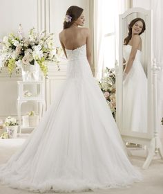 Wedding Dress Colet  COAB14106IV 2014
