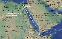 Ancient Suez Canal aka The Canal of the Pharaohs is the forerunner of the Suez Canal, constructed in ancient times. It followed a different course than its modern counterpart, by linking the Nile to the Red Sea via the Wadi Tumilat