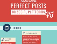 Infographic: A guide to perfect social media posts - Ragan Communications Strong Relationship, Relentless, Professional Development, Public Health, Social Platform, Social Justice, Social Media Marketing, Leadership, Improve Yourself