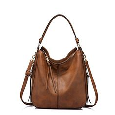 Realer Hobo Bags for Women Leather Purses and Handbags Large.- Realer Hobo Bags for Women Leather Purses and Handbags Large Hobo Purse with Tassel Shoulder Bags for Women Large Ladies Crossbody Bag with Tassel – Enibeautyworld - Fall Handbags, Suede Handbags, Hobo Handbags, Fashion Handbags, Purses And Handbags, Cheap Handbags, Luxury Handbags, Cheap Purses, Cheap Bags