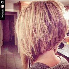 21 Hottest Stacked Bob Hairstyles Hairstyles Weekly intended for Stacked Inverted Bob Inverted Bob Hairstyles, Stacked Bob Hairstyles, Hairstyles Haircuts, Cool Hairstyles, Swing Bob Hairstyles, Aline Haircuts, Edgy Bob Haircuts, Swing Bob Haircut, Bob Haircut For Fine Hair
