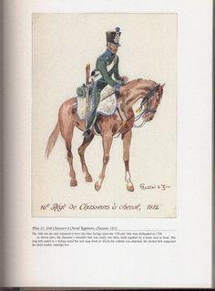 Chasseurs à Cheval Regiment: Plate 22