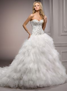 Very luxury ball gown