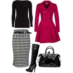 A fashion look from January 2013 featuring Dorothy Perkins tops, A Wear coats and Mai Piu Senza boots. Browse and shop related looks.