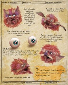 Labyrinth Guide - Firey Page 2 by Chaotica-I.deviantart.com on @deviantART