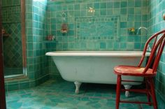 kids bath tile