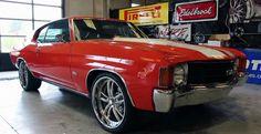1972 Chevelle SS - 20'' Wheels