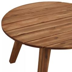 Acacia Round Coffee Table- Saracina Home : Target