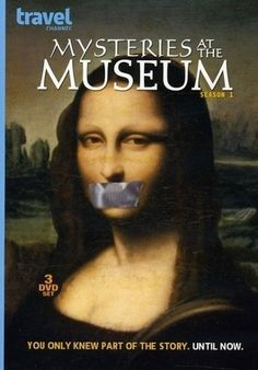 Mysteries at the Museum | GetGlue /Via le tableau http://www.pinterest.com/mariekazalia/mona-mao-marilyn/
