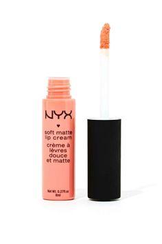 NYX Matte Lip Cream - Coral