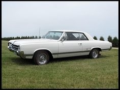 1965 Oldsmobile Cutlass 442 Hardtop  455 CI, Automatic