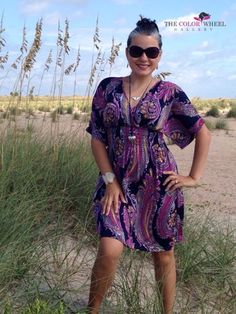 Fashion On The Beach | The Color Wheel Gallery