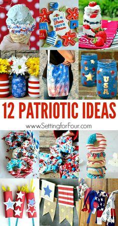 12 amazing Patriotic