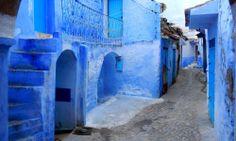 Chefchaoen, a Cidade Azul - Marrocos