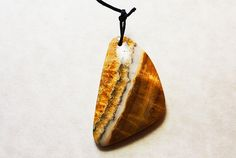 Arizona Onyx pendant handcut in the USA 50MM by sedonastonesllc