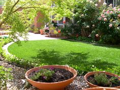 Synthetic Turf Photo Gallery | Artificial Turf Photos | Synthetic Turf Landscape…
