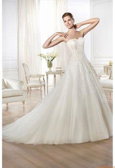Wedding Dresses Pronovias Olybeth 2014