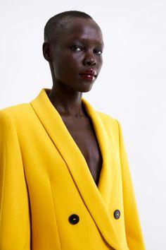 Zara Outfit, Blazers For Women, Suits For Women, Women's Blazers, Online Zara, Zara United Kingdom, Long Blazer, Formal Wear, Get Dressed