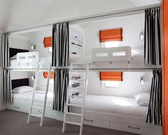 bunk bed curtains