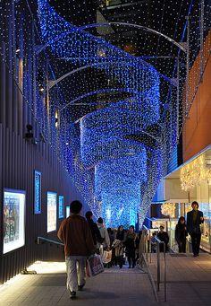 beautiful christmas lights - New Year Christmas Light Displays, Led Christmas Lights, Noel Christmas, Holiday Lights, Outdoor Christmas, Christmas Scenery, Christmas Photos, Light Decorations, Christmas Decorations