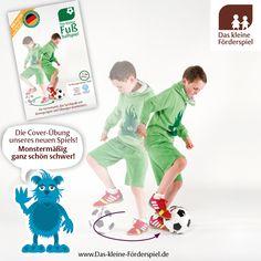 Nach der Weltmeisterschaft ist vor der Weltmeisterschaft. Also legen wir los! :) Soccer Game ExMocise/Das kleine Förderspiel