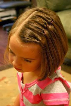 Little Girl Hairstyles Ideas 2020 21 Cute Hairstyles for Girls You Should Not Miss Easy Hairstyles For Kids, Trendy Hairstyles, Child Hairstyles, School Hairstyles, Office Hairstyles, Anime Hairstyles, Hairstyles Videos, Teenage Hairstyles, Beautiful Hairstyles