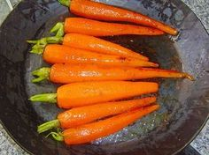 Glasierte Möhren 2 Judith, Low Carb, Carrots, Food And Drink, Tasty, Lunch, Dinner, Vegetables, Cooking