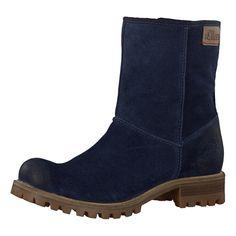 #S.Oliver #RED #LABEL #Damen #Stiefel #blau - Diese s.Oliver Stiefel sind robust…
