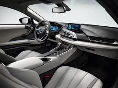 BMW i8 Released at Frankfurt Motor Show