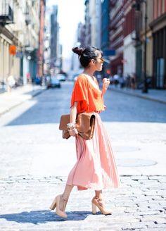 Orange swoon