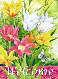 leesa whitten   In Floral/Garden Spring