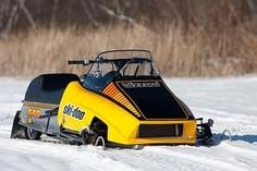 skidoo tnt race sled
