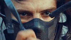 The Winter Soldier aka Bucky Barnes - Sebastian Stan