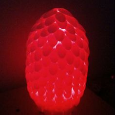 Khaleesi Lamp