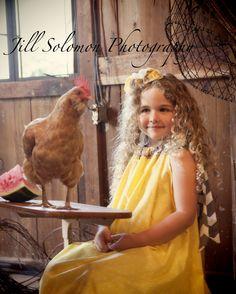 The Bomar Chicks | JillSolomonPhotography.com