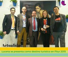 LUCENA SE PRESENTA COMO DESTINO TURISTICO EN FITUR http://glamourlucena.es/?p=4434
